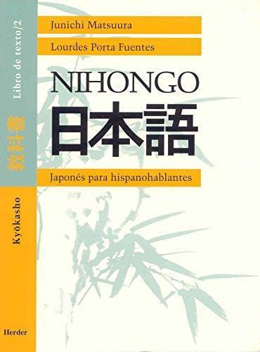 Nihongo. Kyokasho 2. Libro De Texto / 2