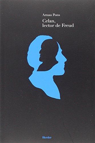 Celan Lector De Freud