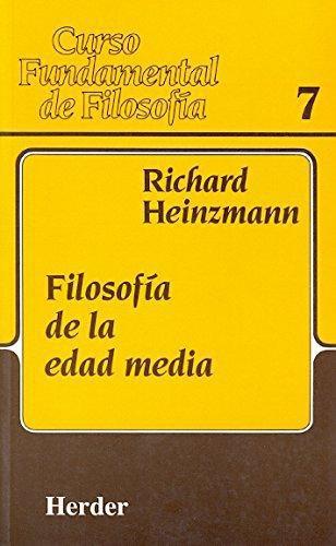 Filosofia De La Edad Media. Curso Fundamental De Filosofia