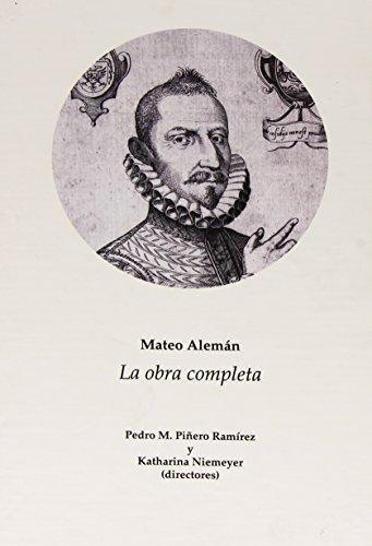 Mateo Aleman La Obra Completa