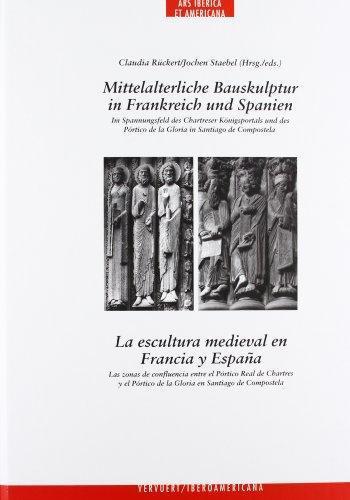 Escultura Medieval En Francia Y España, La