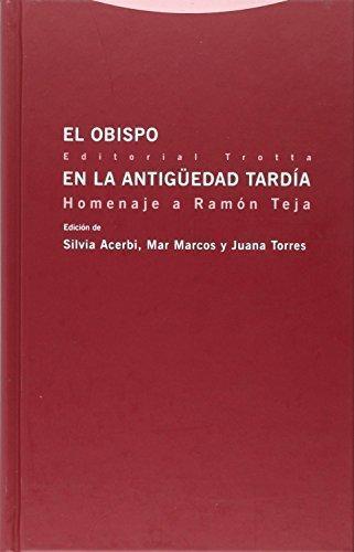 Obispo En La Antiguedad Tardia, El