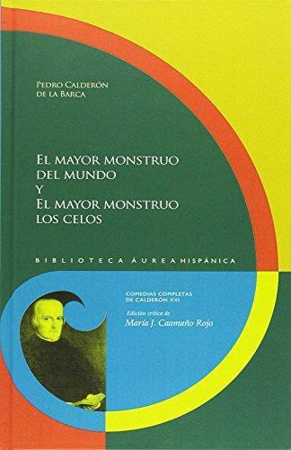 Mayor Monstruo Del Mundo Y El Mayor Monstruo Los Celos, El