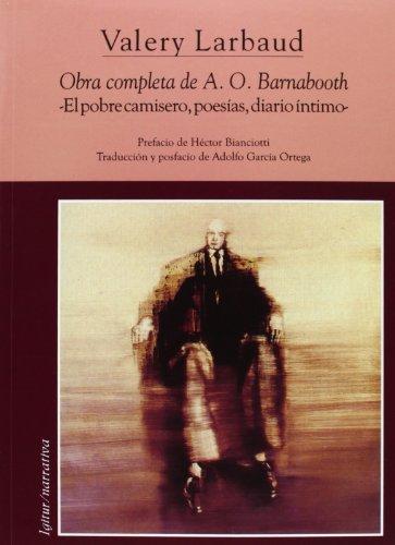 Obra Completa De A.O. Barnabooth