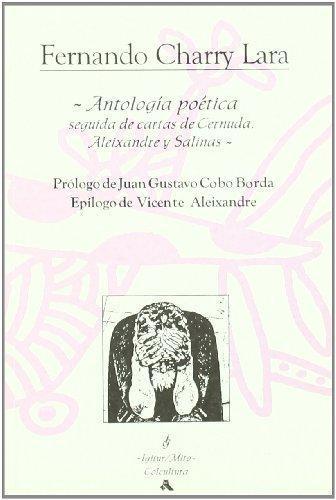 Antologia Poetica Fernando Charry Lara