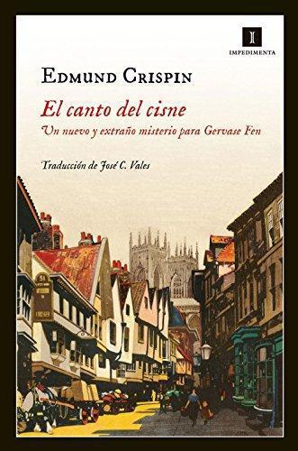 Canto Del Cisne Un Nuevo Y Extraño Misterio Para Gervase Fen, El
