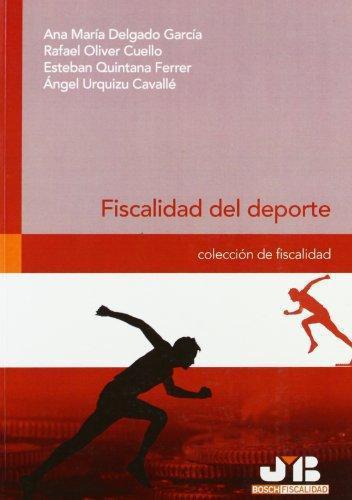 Fiscalidad Del Deporte