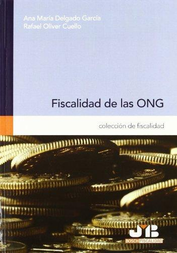 Fiscalidad De Las Ong
