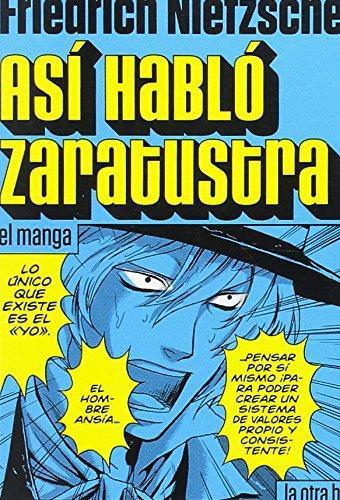 Asi Hablo Zaratustra (En Historieta / Comic)