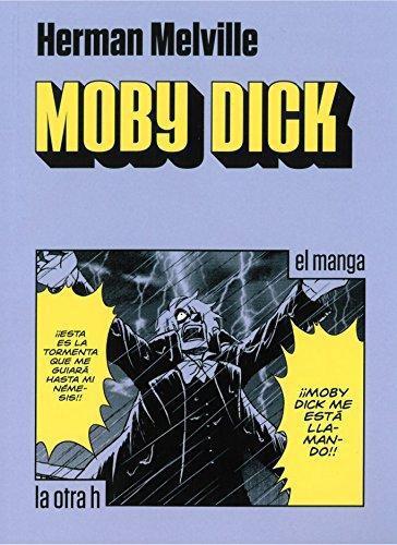 Moby Dick (En Historieta / Comic)