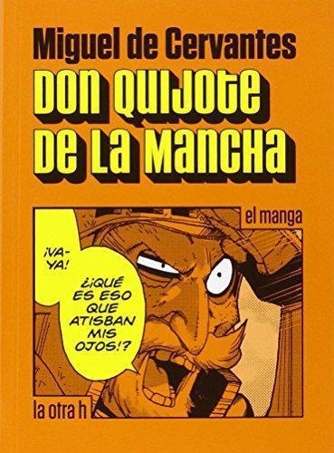 Don Quijote De La Mancha (En Historieta / Comic)