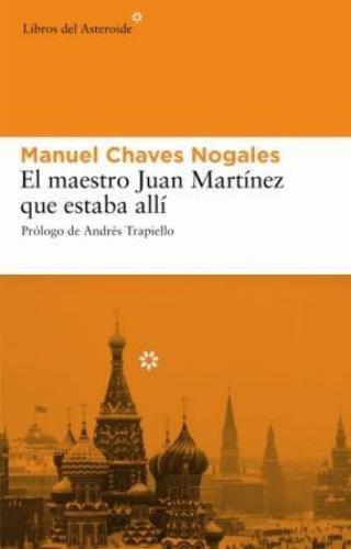 Maestro Juan Martinez Que Estaba Alli, El