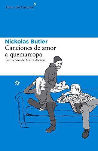 Canciones De Amor A Quemarropa