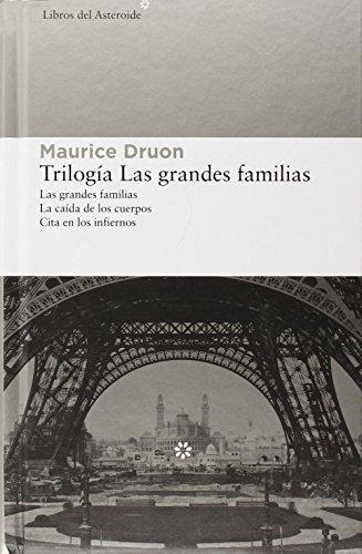 Trilogia Las Grandes Familias