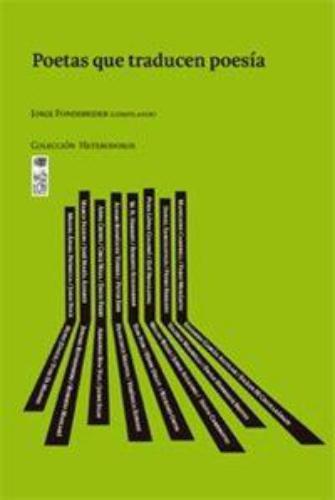 Poetas Que Traducen Poesia