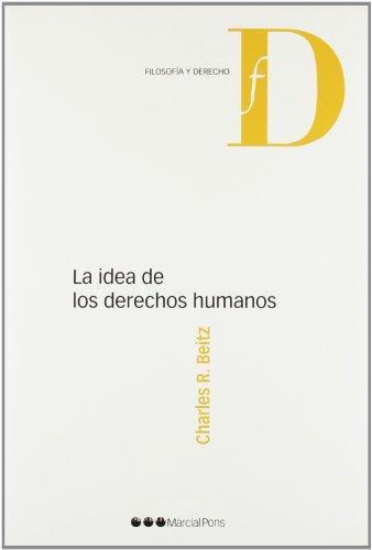Idea De Los Derechos Humanos, La