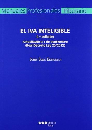 Iva Inteligible Actualizado A 1 De Septiembre (Real Decreto Ley 20/2012), El