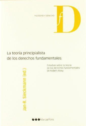 Teoria Principalista De Los Derechos Fundamentales, La