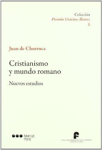 Cristianismo Y Mundo Romano Nuevos Estudios