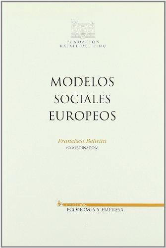 Modelos Sociales Europeos