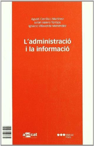 Administracion Y La Informacion, La