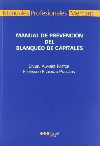 Manual De Prevencion Del Blanqueo De Capitales