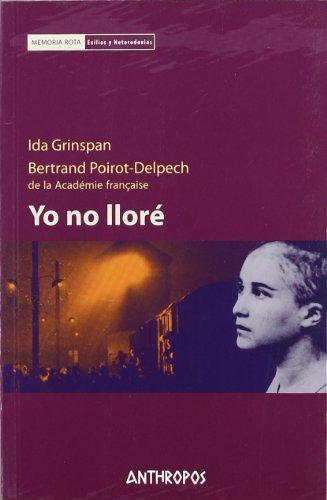 Yo No Llore
