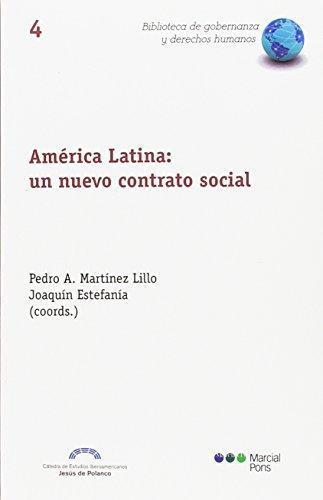 America Latina Un Nuevo Contrato Social