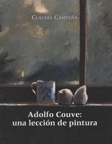 Adolfo Couve Una Leccion De Pintura