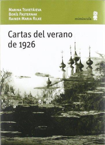Cartas Del Verano De 1926