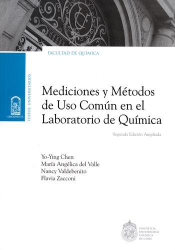 Mediciones Y Metodos De Uso Comun En El Laboratorio De Quimica