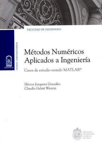 Metodos Numericos Aplicados A Ingenieria