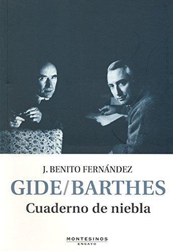 Gide Barthes Cuaderno De Niebla