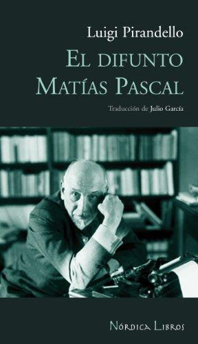 Difunto Matias Pascal, El