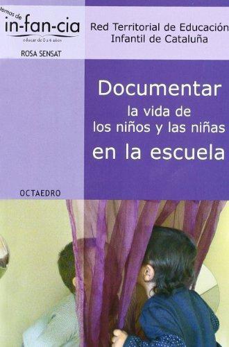 Documentar La Vida De Los Niños Y Las Niñas En La Escuela