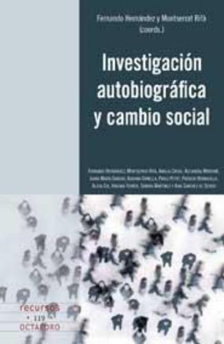 Investigacion Autobiografica Y Cambio Social