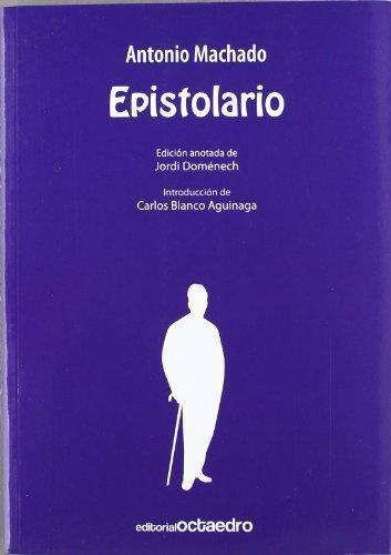 Epistolario Antonio Machado