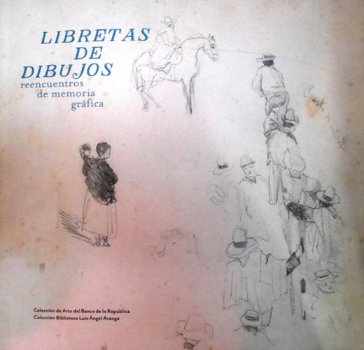 Libretas De Dibujos Reencuentros De Memoria Gráfica
