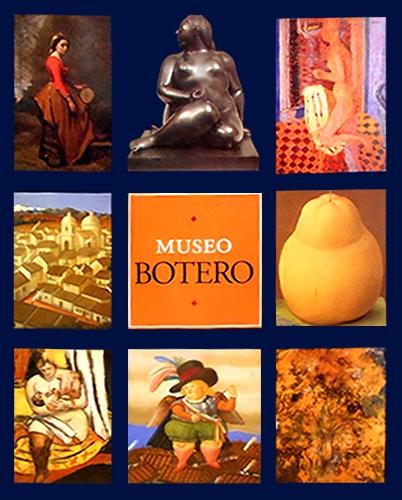 Catálogo Museo Botero