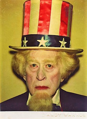 Catálogo Andy Warhol Mr America