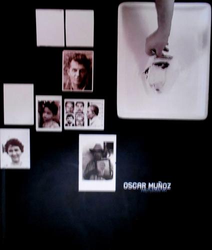Catálogo Oscar Muñoz Reprografias