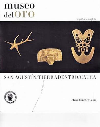 Museo Del Oro: San Agustin Tierradentro