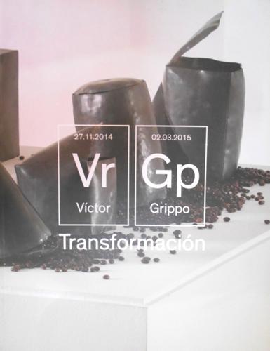 Catálogo Victor Grippo Transformacion