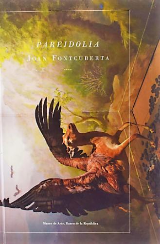 Catálogo Pareidolia Jhon Foncuberta