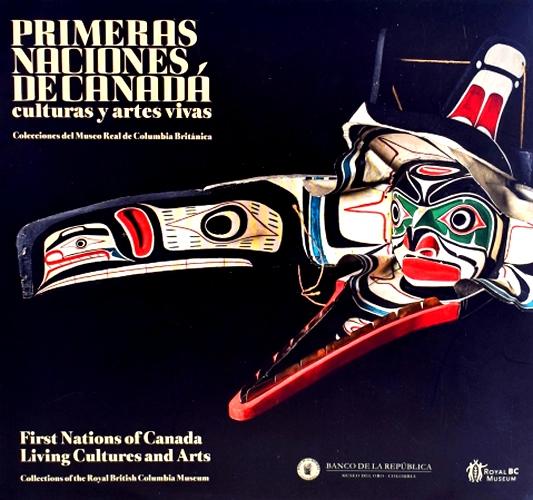 Catálogo Primeras Naciones De Canada Culturas Y Artes Vivas