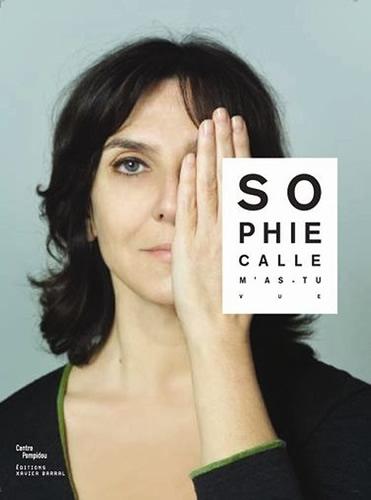 Catálogo Sophie Calle Los Ciegos