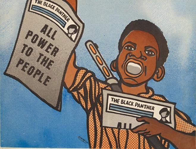 Catálogo Exposicion Black Panthers- Todo El Poder Para El Pueblo