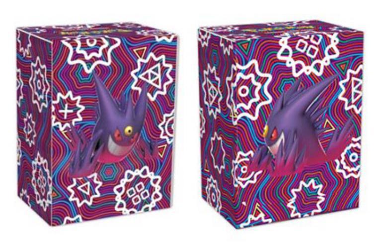 Deck Box: Pokémon Mega Gengar