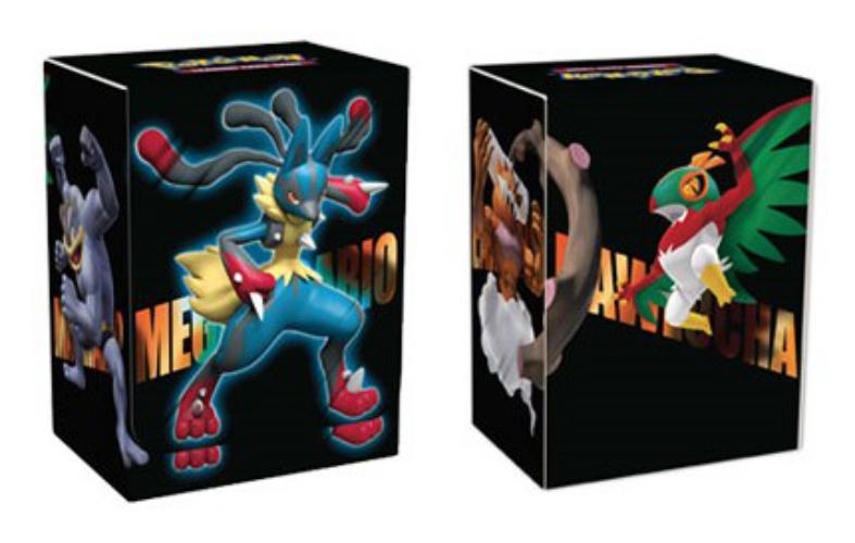 Deck Box: Pokémon Mega Lucario