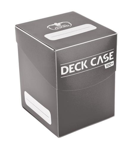 Deck Box: Ultimate Guard Deck Case 100+ Standard Size Grey
